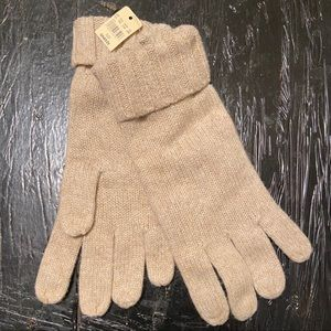 EDDIE BAUER KNIT GLOVES
